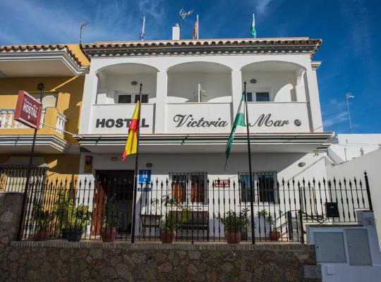 Хотел снимки: Hostal Victoria Mar