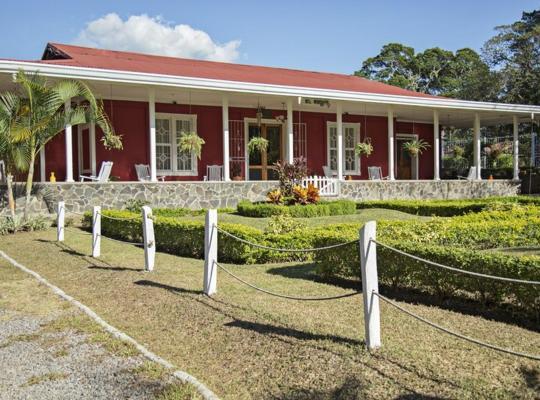 Хотел снимки: Hotel Hacienda El Rodeo