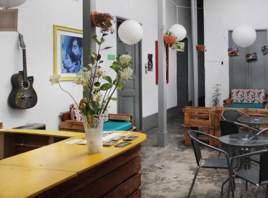 होटल तस्वीरें: Bahareque Hostal
