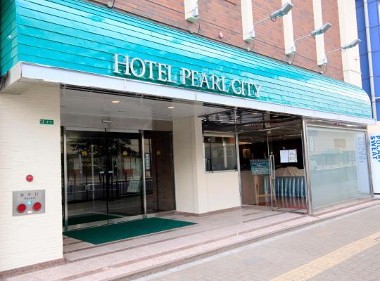 Hotel bilder: Hotel Pearl City Kurosaki