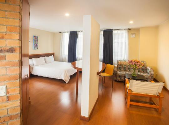 Otel fotoğrafları: Viaggio Parque 54 Apartments
