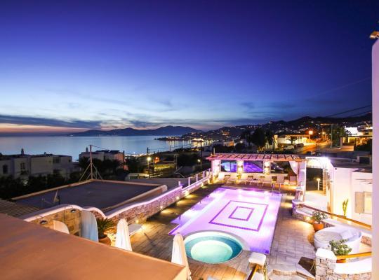 호텔 사진: Damianos Mykonos Hotel