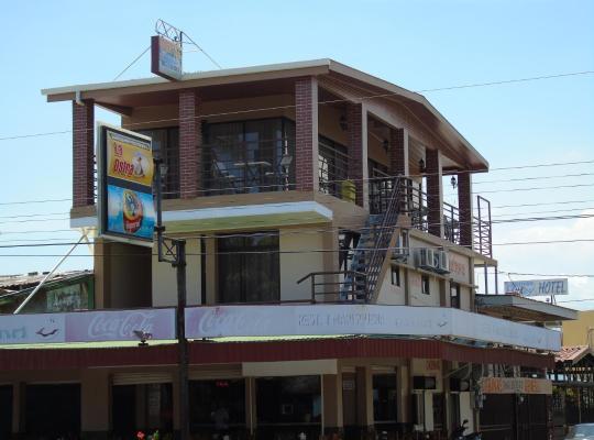 Otel fotoğrafları: Cabinas Genesis