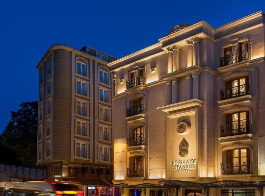 Zdjęcia obiektu: Romance Istanbul Hotel Boutique Class