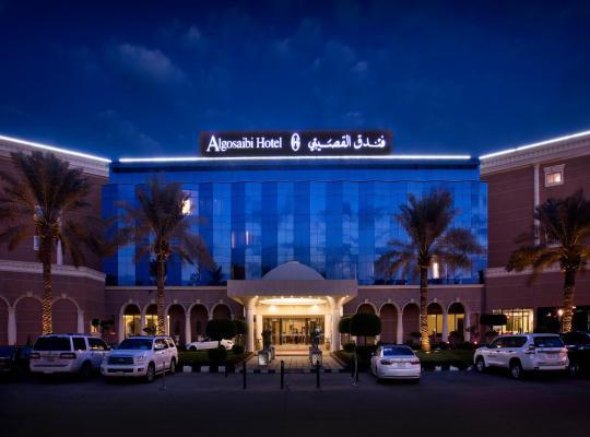 酒店照片: Al Gosaibi Hotel