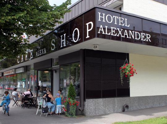 Hotel fotografií: Hotel Alexander