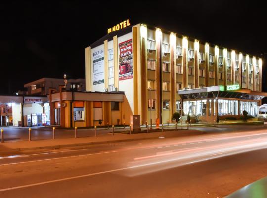 ホテルの写真: Hotel Požega