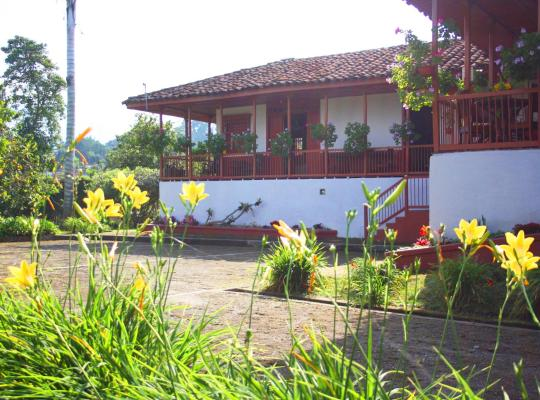 Hotel bilder: Casa Hotel Alto del Coronel