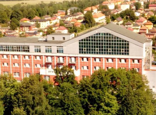Otel fotoğrafları: Hotel Spolcentrum