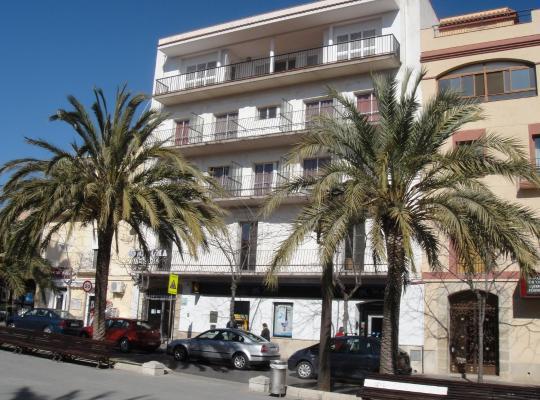 Фотографії готелю: Hostal Residencia Celma
