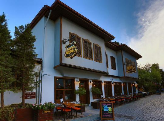 Viesnīcas bildes: Route Hotel Kaleici - Adult Only (12+)