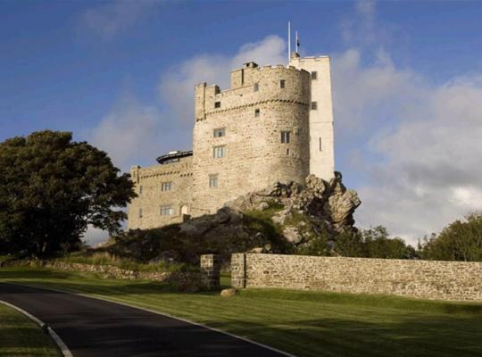 酒店照片: Roch Castle