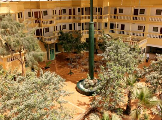Хотел снимки: Hotel Barbas