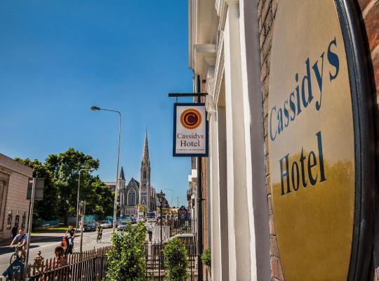 ホテルの写真: Cassidys Hotel