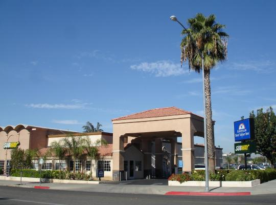 호텔 사진: Americas Best Value Inn Fresno