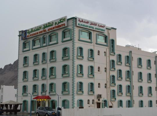 Foto dell'hotel: Al Karam Hotel Apartment