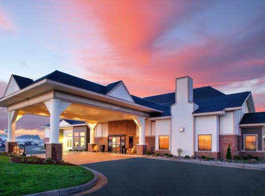 호텔 사진: Hampton Inn Gaylord
