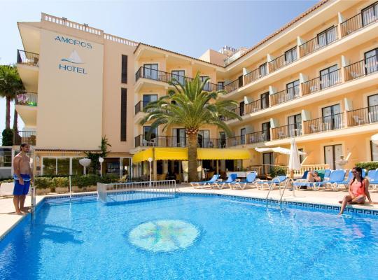 Хотел снимки: Hotel Amoros