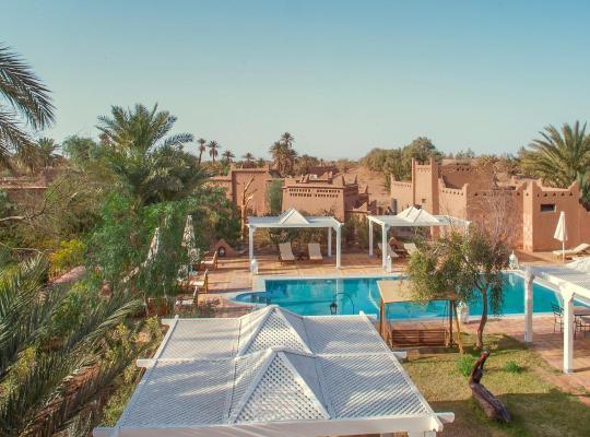 Hotel foto: Dar Azawad