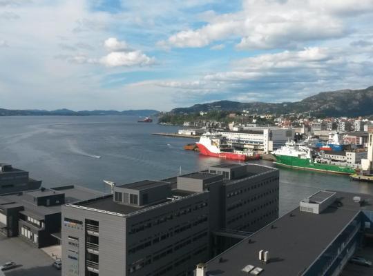 Fotos do Hotel: Cozy Apartment Close to Bergen Center & University