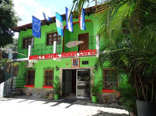 Viesnīcas bildes: Hotel & Hostal Yaxkin Copan