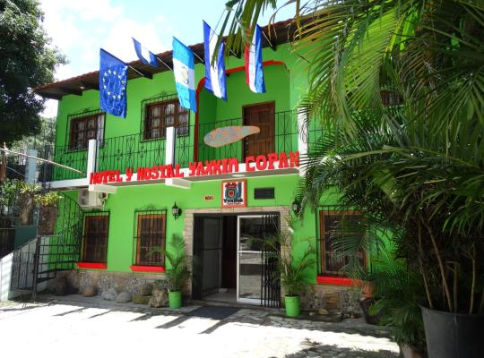 Hotel Valokuvat: Hotel & Hostal Yaxkin Copan