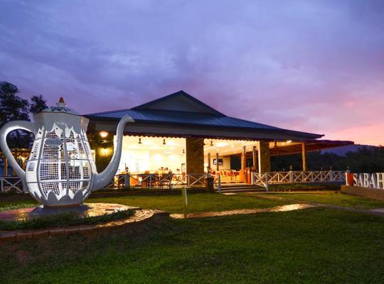 Hotellet fotos: Sabah Tea Garden