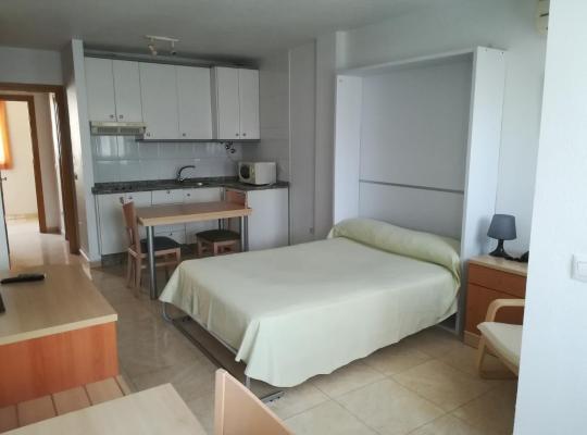 Otel fotoğrafları: Apartamentos Arrixaca