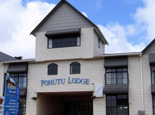 酒店照片: Pohutu Lodge Motel
