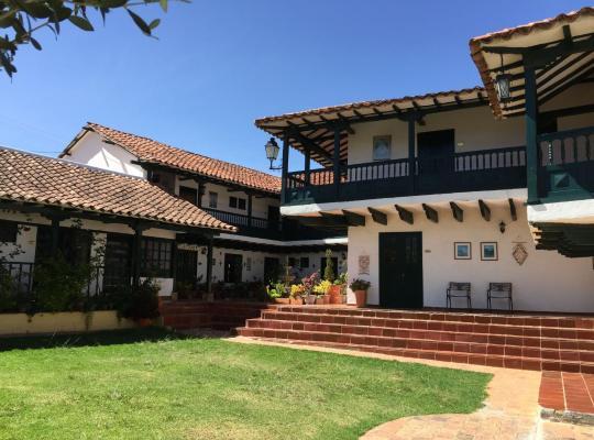Hotel bilder: Hotel Hospederia San Carlos Villa De Leyva