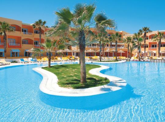 Viesnīcas bildes: Caribbean World Thalasso Djerba - All Inclusive