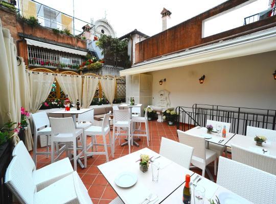 Хотел снимки: Hotel Fontana