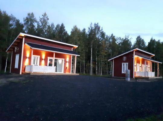 Hotel fotografií: Camping Tornio