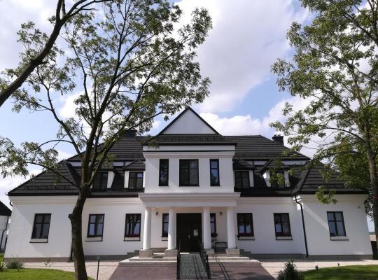 Hotel bilder: Ośrodek Hipoterapii Zagaje 107