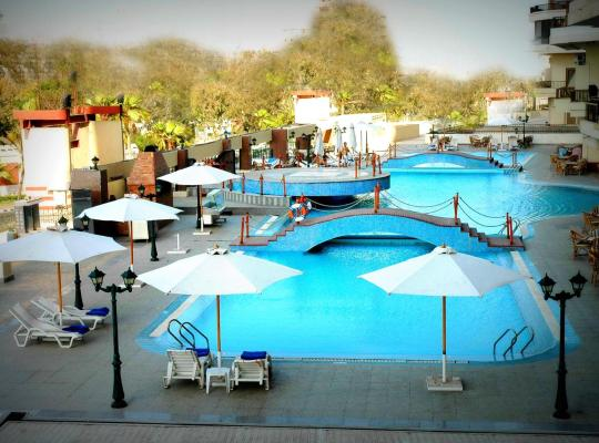 Φωτογραφίες του ξενοδοχείου: Aifu Resort El Montazah