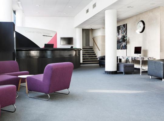 Fotos de Hotel: Comfort Hotel Stavanger