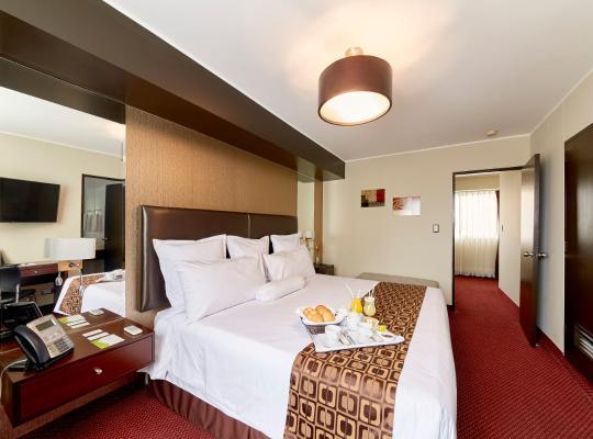 Хотел снимки: Hotel Carrera