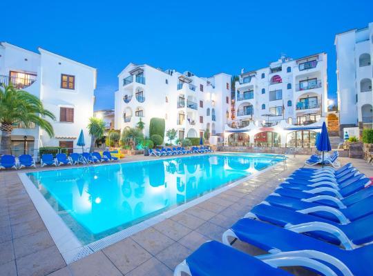 Viesnīcas bildes: Ona Surfing Playa