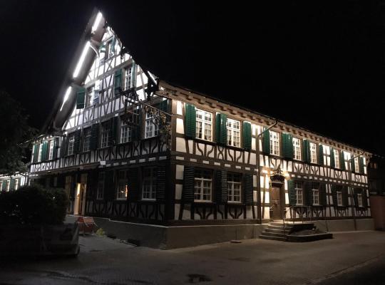 Hotellet fotos: Gasthaus zum Goldenen Kreuz