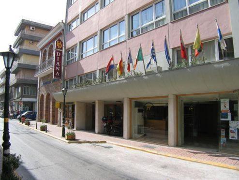Viesnīcas bildes: Diana Hotel