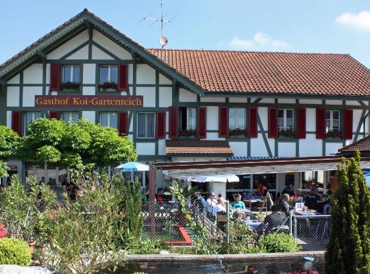 صور الفندق: Hotel Restaurant Koi-Gartenteich
