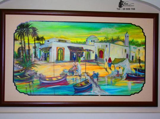 Hotel bilder: Hotel Saheb Ettabaa