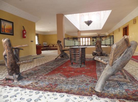 Hotel bilder: Hôtel Taddart