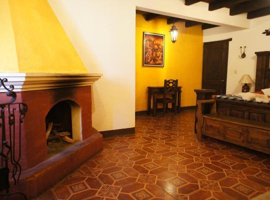Képek: Hotel El Mirador
