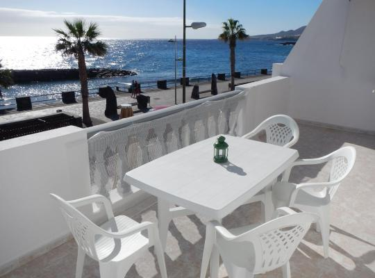 Hotel bilder: Frente la playa