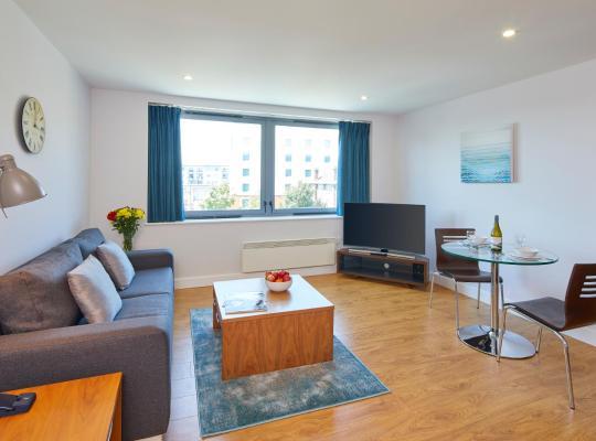 酒店照片: SACO Aparthotel Farnborough