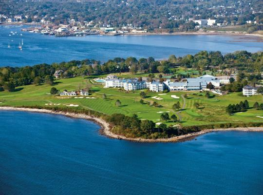 Hotel foto: Samoset Resort on the Ocean