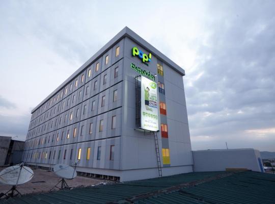 Viesnīcas bildes: POP! Hotel Festival Citylink