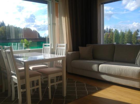Hotelfotos: Pähkinäpuisto Apartments