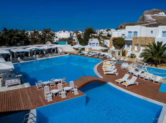 Foto dell'hotel: Chora Resort Hotel & Spa